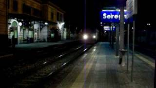preview picture of video 'Seregno - Freight Trains in transit'