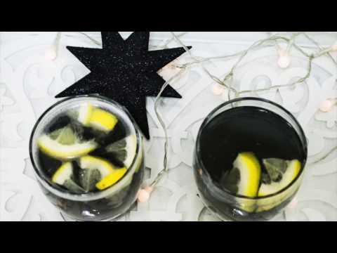 Crna limunada - VIDEO RECEPT