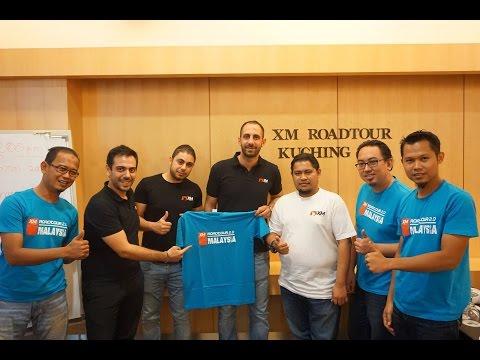 Road Tour CTCFM – XM.COM Ipoh, Perak – April 2016