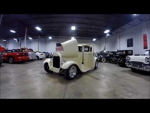Video of 1929 Ford 5-Window Coupe - $32,900.00 - LRVC