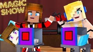 Minecraft Roleplay/ Psycho Girl Show ★ Vegas Fail ★ Episode #10