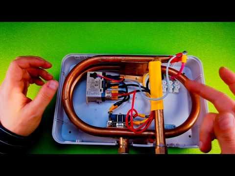 Thermex System 600 Ремонт mp4