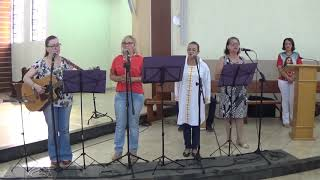 Canto do Perdão - Missa do 1º Domingo do Advento (02.12.2018)