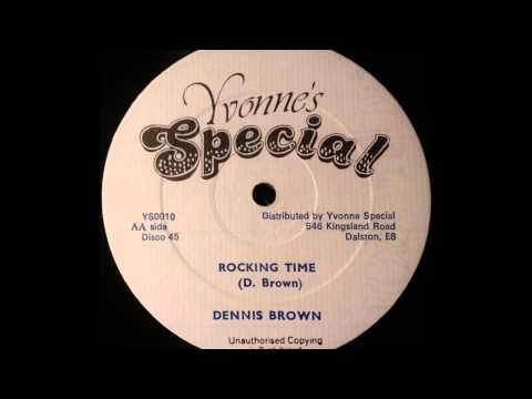DENNIS BROWN – Rocking Time [1982]