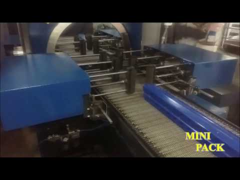 Horizontal Spiral Wrapping Machines