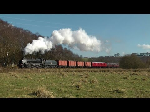 Churnet Valley Railway photo charter 17th February