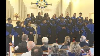 "Howard Gospel Choir - ""Even Me"""