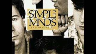 Simple Minds - Sanctify Yourself video