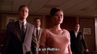 Mark Rothko En Mad Men