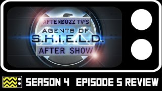 Agents of S.H.I.E.L.D. Season 4 Episode 5 Review & After Show | AfterBuzz TV