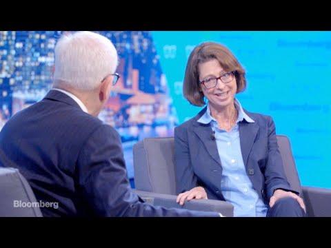 Fidelity's Abigail Johnson's Journey to CEO