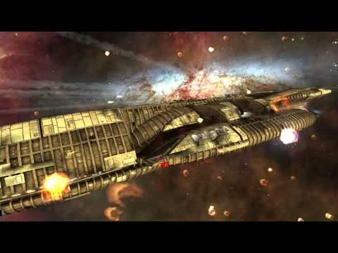 Nexus – The Jupiter Incident has a Battlestar Galactica Mod