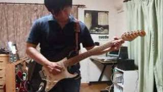 me playing suede modern boys guitar full ver.