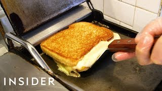 Murrays Cheese Makes The Best Grilled Cheese In NYC