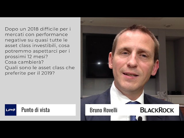 Investment Outlook 2019 - Bruno Rovelli (BlackRock)