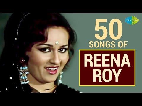 Top 50 Songs of Reena Roy   रीना रॉय के 50 गाने   HD Songs   One Stop Jukebox