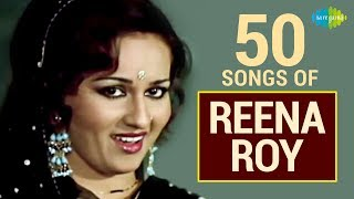 Top 50 Songs of Reena Roy | रीना रॉय के   - YouTube