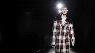 Dries Van Noten | Fall Winter 2018/2019 Full Fashion Show | Menswear