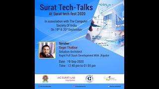 Rapid Full Stack Development With Jhipster -- Sagar Thakkar