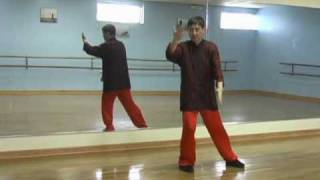 Tai Chi Chuan 24-Steps for Beginners Lesson-4