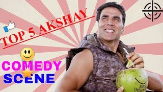 New Best Collection5 AKSHAY Comedy Scene|De DanaDan|Bhool Bhulaiyaa|Mujhse Shaadi Karogi|full comedy