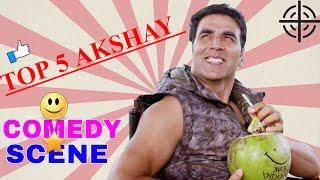 New Best Collection5 AKSHAY Comedy Scene De DanaDan Bhool Bhulaiyaa Mujhse Shaadi Karogi full comedy