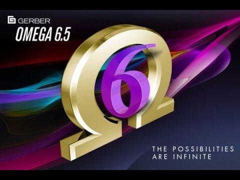 Gerber Omega 6.5 Version 6.5.0.95 Work Windows 10-8-7 32Bit 64Bit