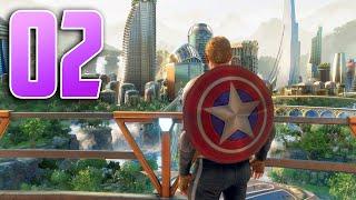 Marvel's Avengers War for Wakanda - Part 2 - WAKANDA FOREVER