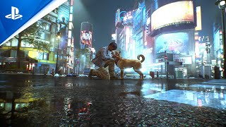 PlayStation Ghostwire: Tokyo - Pet the Dog | PS5 anuncio