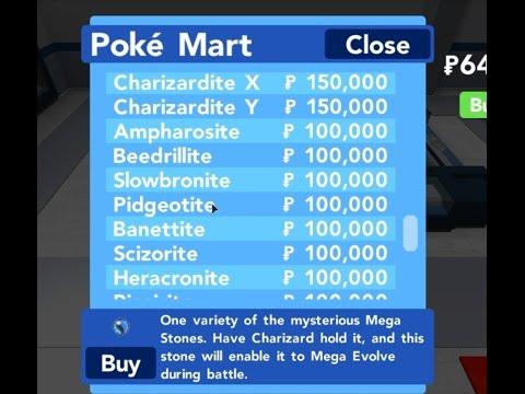 Pokemon Brick Bronze Districts Mega Stones And New Gym Part 1