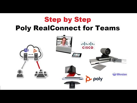 How-To   Activate Step by Step RealConnect for Teams - YouTube