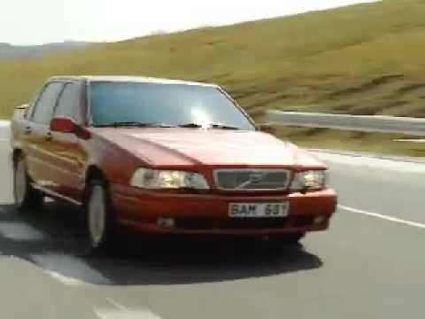 Volvo S70 1997 introduction promo video