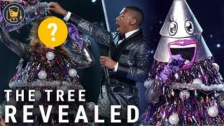 The Masked Singer Season 2: Tree Reveal