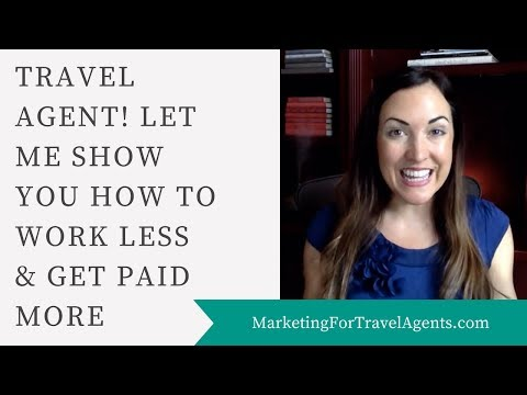 , title : 'How Do Travel Agents Make Money