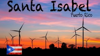 preview picture of video 'Wind Farm Santa Isabel Puerto Rico ~ WeBeYachting.com ~ Captain Eric'