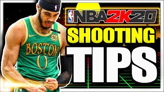 NBA 2K20 Best Shooting Tips To Improve Your Scoring!