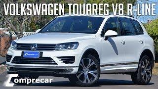 Avaliação: Volkswagen Touareg V8 R-Line