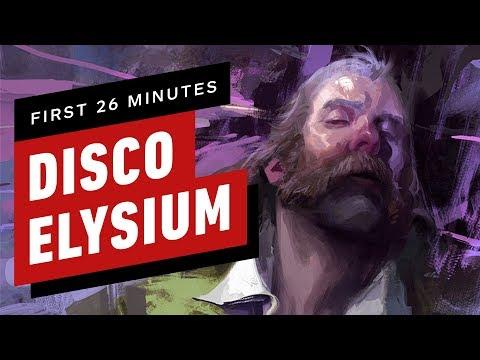 Gameplay de Disco Elysium