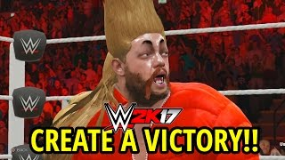 WWE 2K17 Create a Victory Feature Breakdown (with Video)