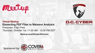 Dissecting PDF Files to Malware Analysis