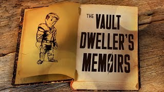 The Vault Dweller's Memoirs & The Book of Elders - Fallout 2 Lore