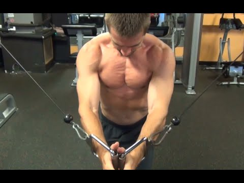 How to Get a Ripped Chest - Standing Cable Pec Fly