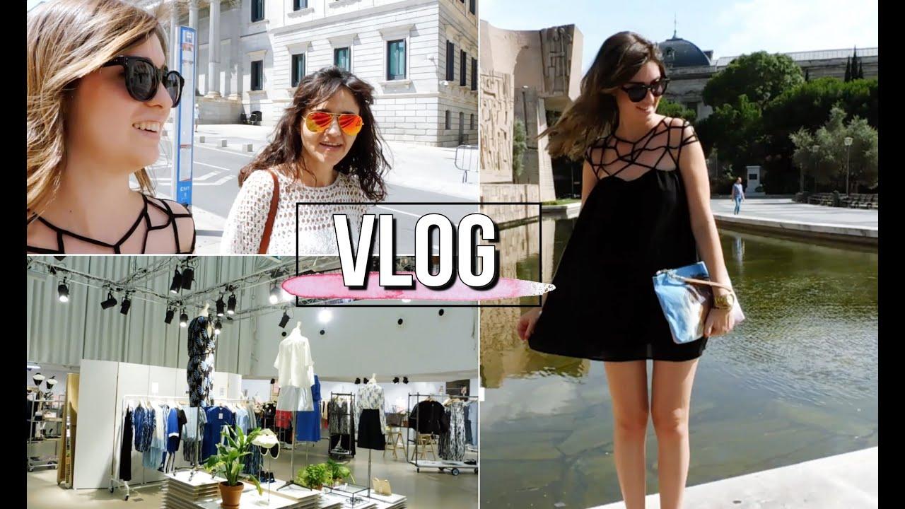 Cambio de look + descubriendo lugares en Madrid | VLOG