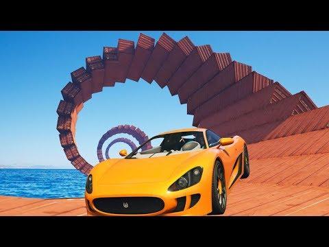 GTA5 大翻圈賽道