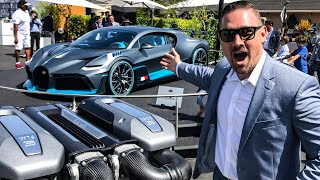 "THE BEST BUGATTI EVER MADE! ""DIVO""  WORTH $6 MILLION & SOLD OUT!"