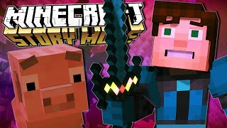 Minecraft Story Mode | THE FINALE!! | Episode 4 [#2]