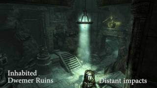 Sounds of Skyrim Project - The Dungeons
