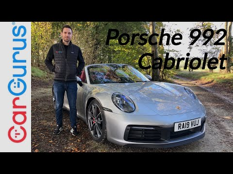 Porsche 911 Cabriolet (2020) Review: Is the 992 as good without a roof? | CarGurus UK