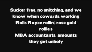 Free Spirit - Drake Ft Rick Ross (Lyrics)