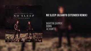 Martin Garrix Feat. Bonn   No Sleep (Alvanto Extended Remix)